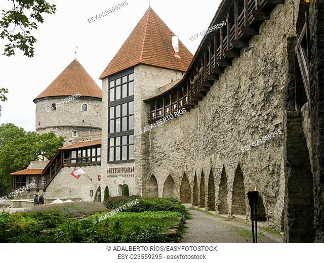 The Historic Centre (Old Town) of Tallinn is an exceptionally complete and well-preserved medieval northern European trading city on the coast of the Baltic Sea