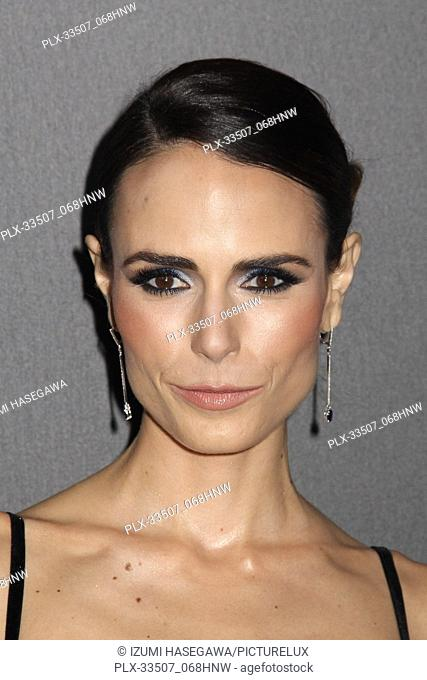 "Jordana Brewster 01/06/2018 The Art Of Elysium Announces 11th Annual Black Tie Artistic Experience """"Heaven"""" held at The Historic Barker Hangar Santa Monica..."