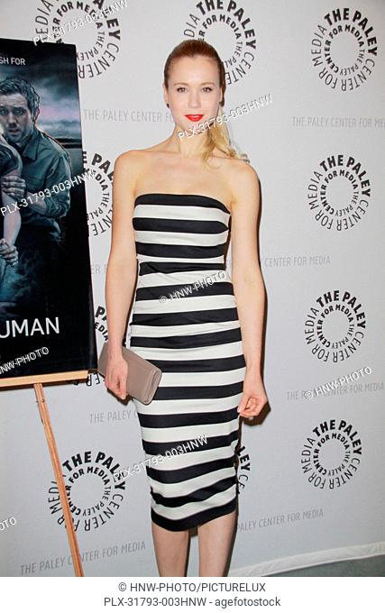 c0d6446e650 Kristen Hager 01 08 2013 The Paley Center For Media Presents An Evening with