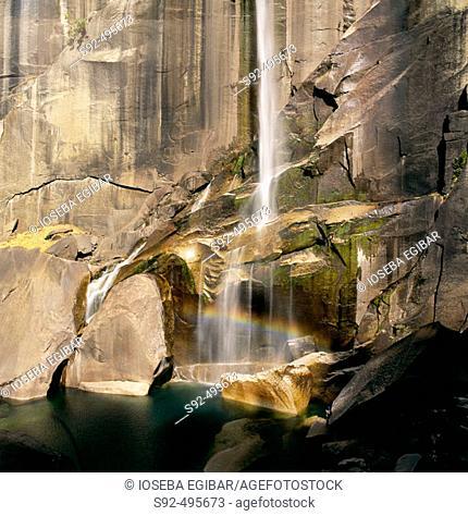 Yosemite Park. California. USA