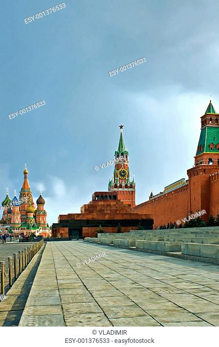 Moscow- Red Square