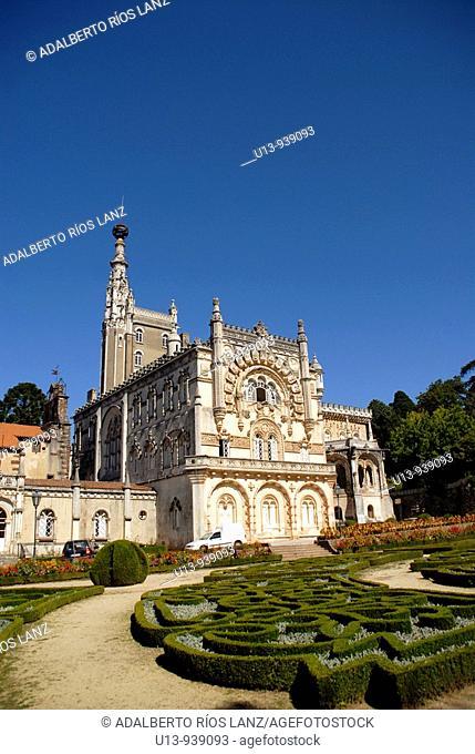 Bussaco, Beira, Portugal, Europe
