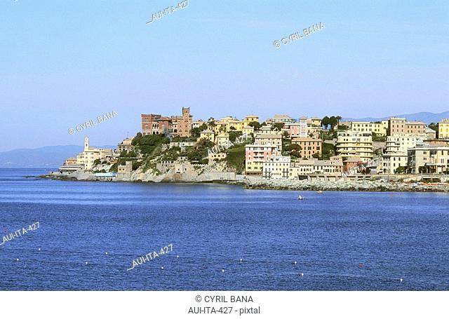 Italy - Area : Liguria - Genoa