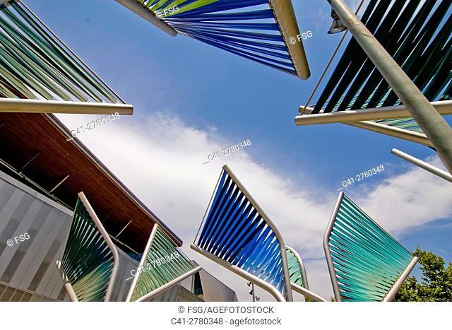 CCIB. Centre de Convencions Inbternacional de Barcelona. Barcelona, Spain