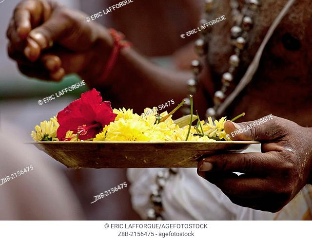 The Masi Magam Festival of Pondicherry is celebrated on the full moon day of the Tamil month Masi located between February and March