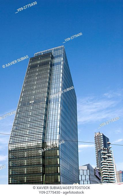 Torre BNP Paribas, Viale della Liberazione, Milan, Lombardy, Italy