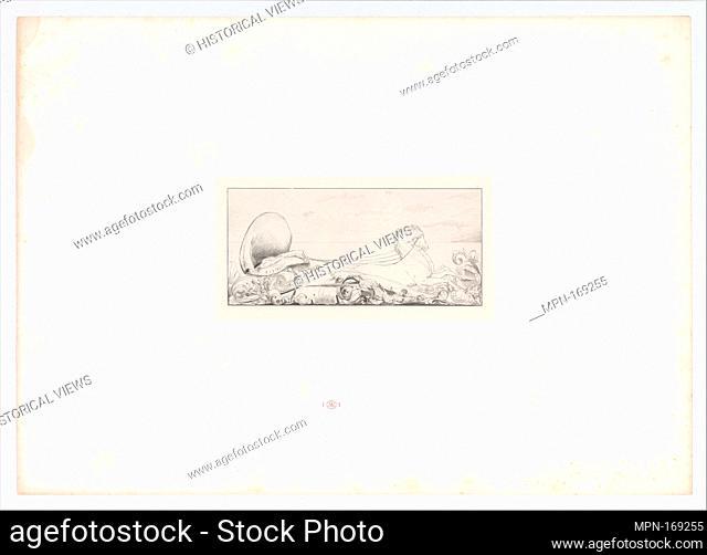 Triumph from Ein Handschuh (A Glove). Cyclus von zehn Compositionen radirt. Rad. Opus VI, Plate V. First edition. Series/Portfolio: First edition; Artist: Max...