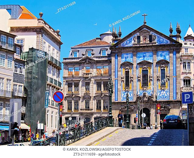 Igreja dos Congregados - Congregados Church in Porto, Portugal