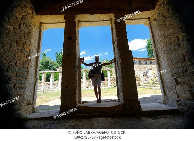 Aphrodisias Sebasteion. Ancient Greece. Asia Minor. Turkey