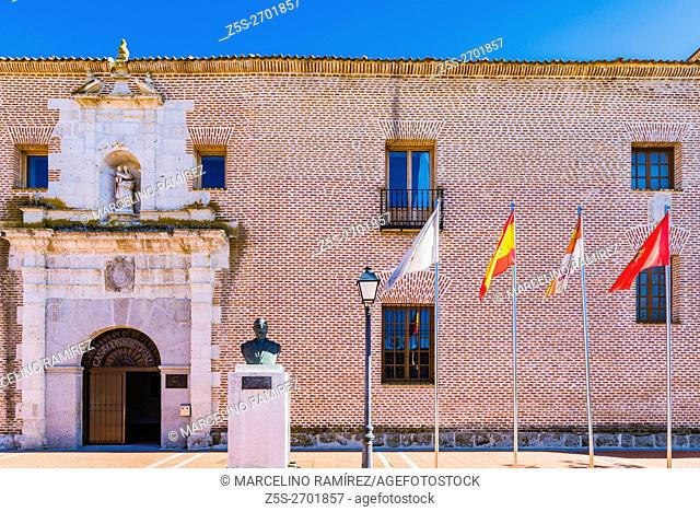 The City Council of Olmedo, Valladolid, Castilla y León, Spain, Europe