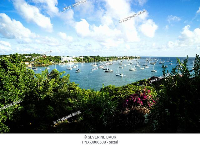 View Prickly Bay, Grenada, West Indies