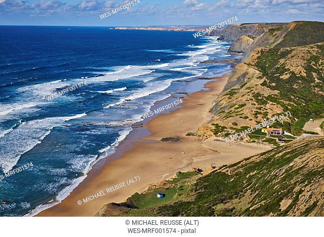Portugal, Algarve, Sagres, Cordoama Beach