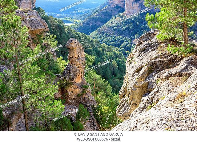 Spain, Serrania de Cuena Natural Park