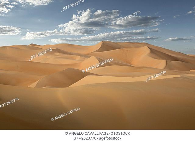 United Arab Emirates, Abu Dhabi, Empty Quarter Desert, Rub Al Khali
