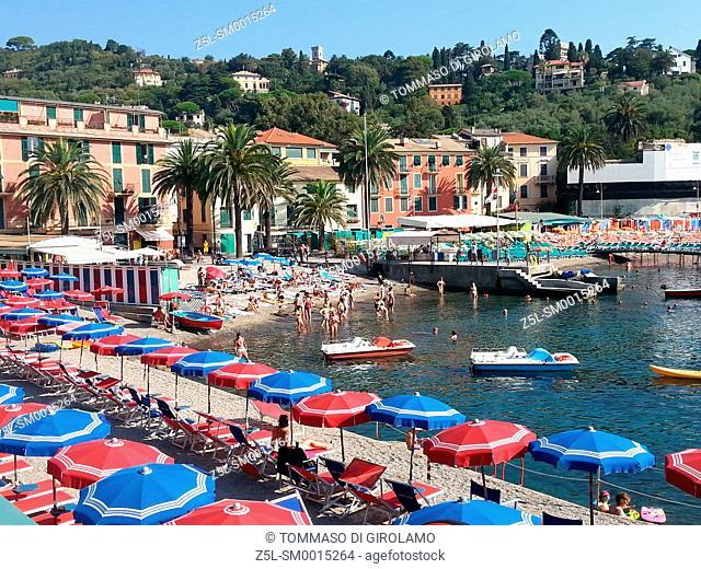 Italy, Liguria, San michele di Pagana
