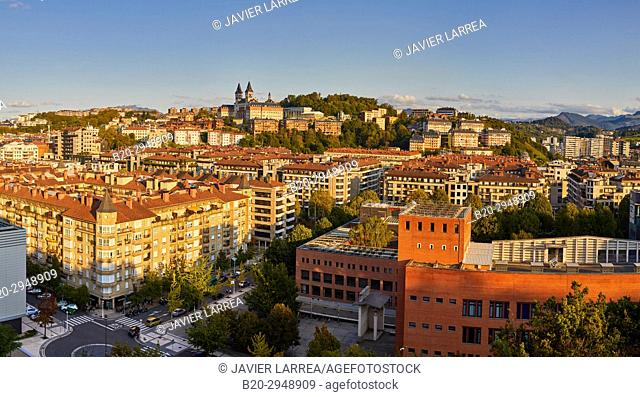 Antiguo quarter, Donostia, San Sebastian, Gipuzkoa, Basque Country, Spain, Europe