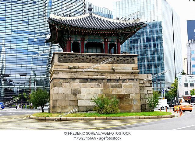 Dongdaemun Gate, Seoul, South Korea
