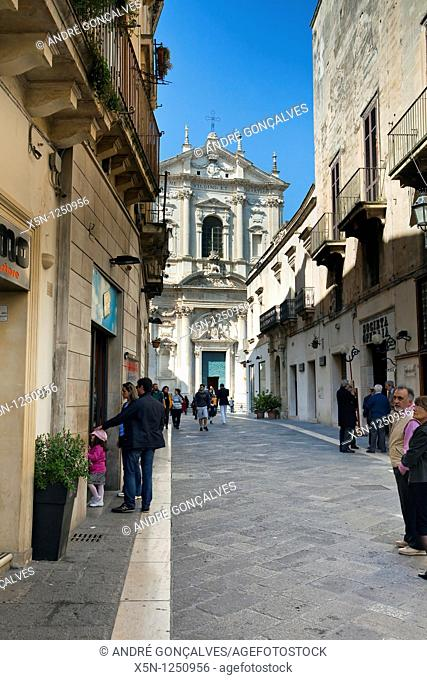 Lecce, Italy