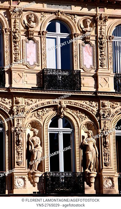Hôtel Païva in the 9th arrondissement of Paris, Ile de France, Private mansion