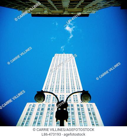 Empire State Building, New York City, NY, USA