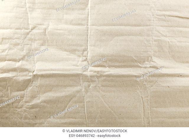 Cardboard Textures Background