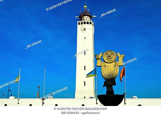 Noordwijk Lighthouse, South Holland, Netherlands