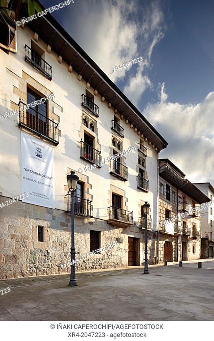 Barrena Palace an Delikatuz, Ordizia, Goierri, Gipuzkoa, Basque Country, Spain