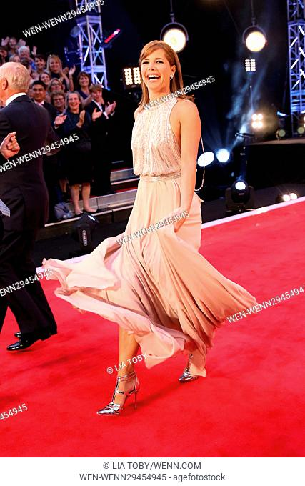 Strictly Come Dancing 2016 at Elstree Studios - Arrivals Featuring: Darcey Bussell Where: London, United Kingdom When: 30 Aug 2016 Credit: Lia Toby/WENN