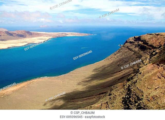 Lanzarote Mirador del Rio View 011