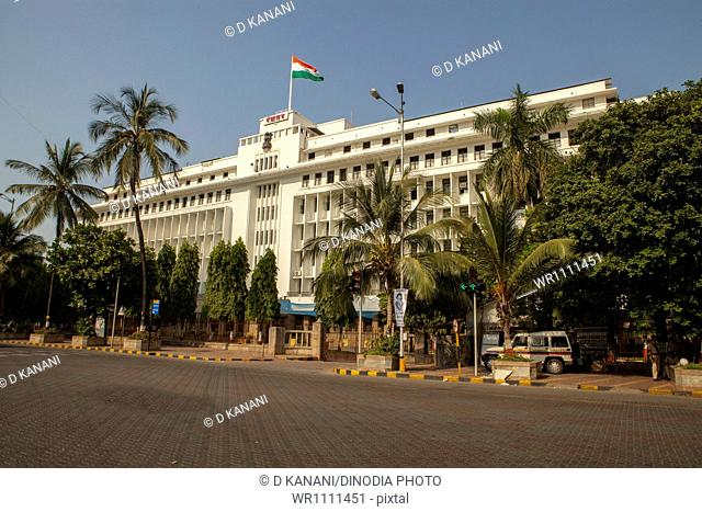empty road of Mantralaya offices bandh due to death of balasaheb thackeray mumbai maharashtra India