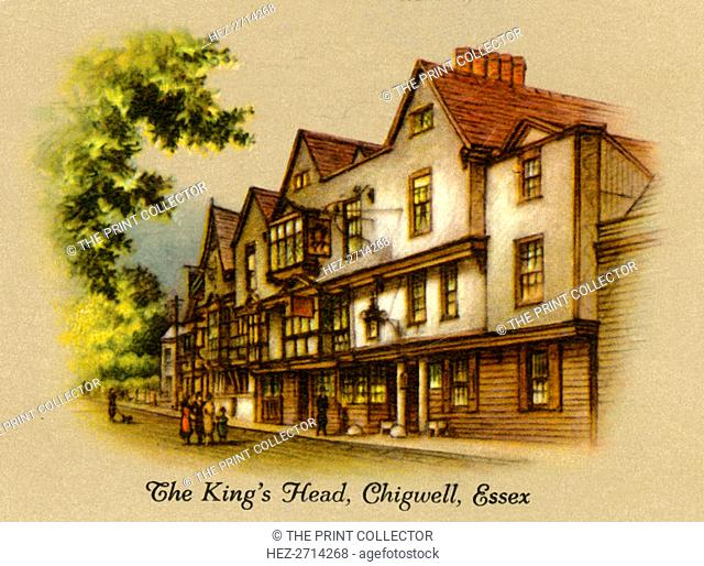 'The King's Head, Chigwell, Essex', 1936. Creator: Unknown