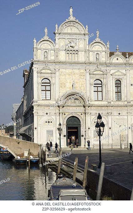 Venice, Veneto, Italy: Hospital SS Giovanni e Paolo