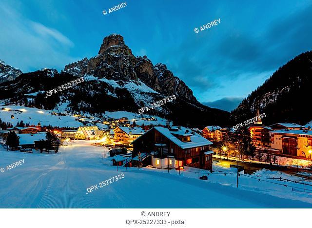 Ski Resort of Cor