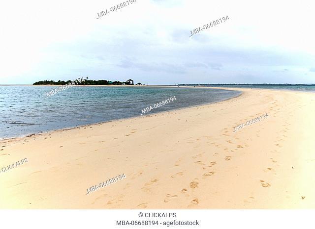 Virgin Island, Bohol, Philippines