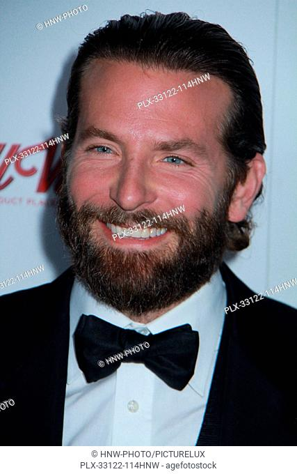 Bradley Cooper 10/14/2016 The 30th Annual American Cinematheque Award Ceremony held at The Beverly Hilton in Beverly Hills