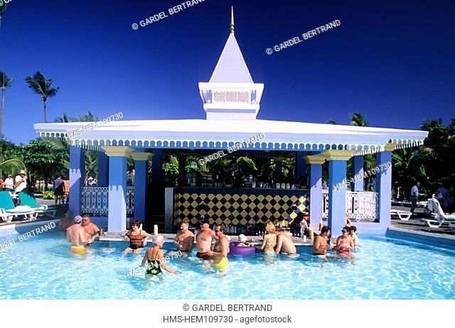 Dominican Republic, Puerto Plata province, Riu Bachata Hotel