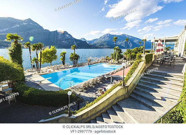 Bellagio, lake Como, Como district, Lombardy, Italy