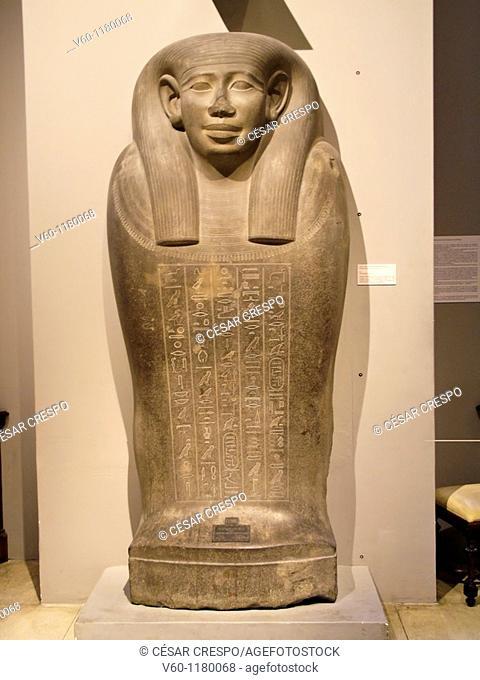 -Sarcophagus of Stone- Wien (Austria)