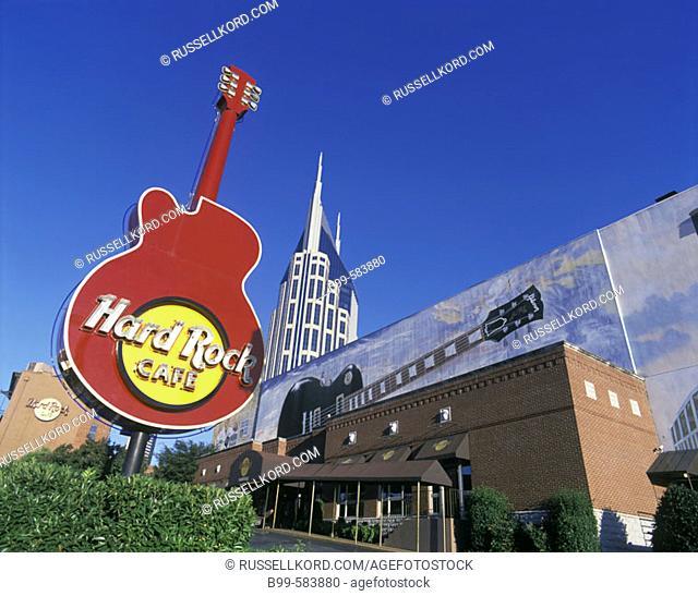 Hard Rock Cafe, Nashville, Tennessee, Usa.(!! Not Released!!)