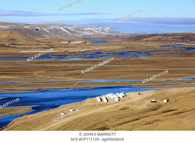 Arctic Watch Lodge, Nunavut, Canada