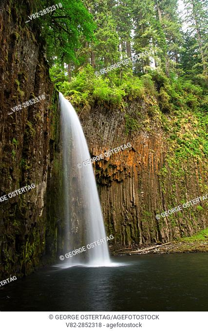 Abiqua Falls, Marion County, Oregon