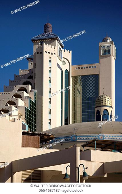 Israel, The Negev, Eilat, Herods Palace Hotel