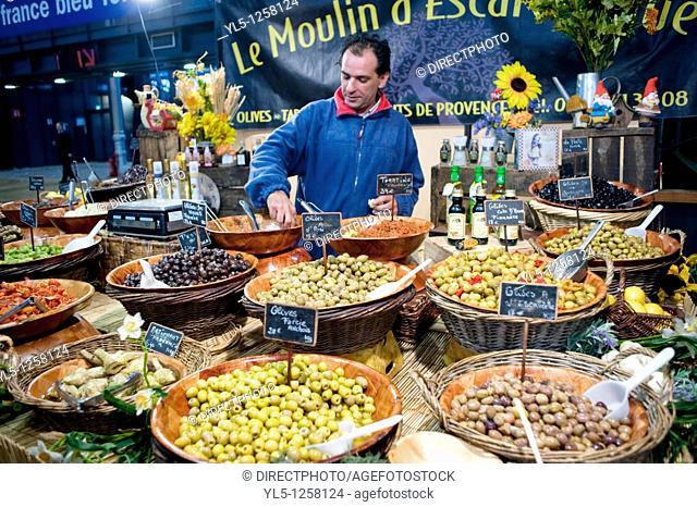 French Food, Festival, Paris, France