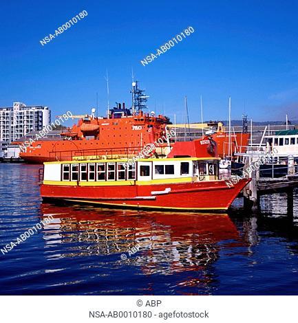 Harbour, Hobart, Tasmania, Australia