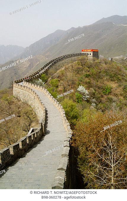 Great Wall. China