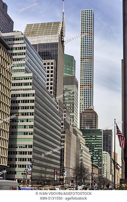 432 Park Avenue (2015), Midtown Manhattan, New York City, USA