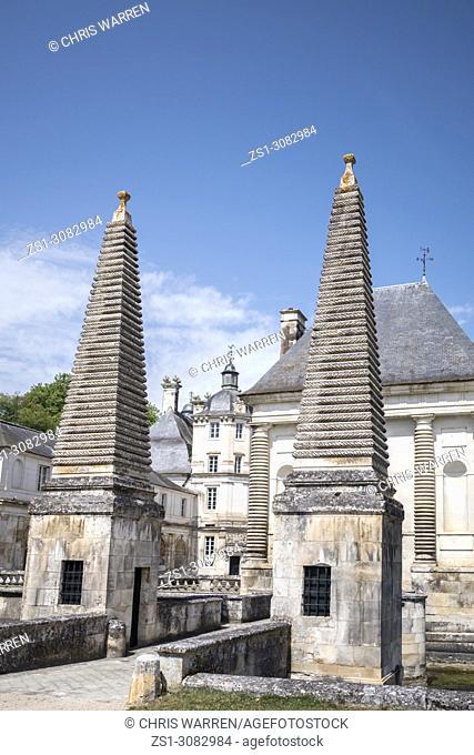 Chateau de Tanlay Tanlay Yonne Bourgogne-Franche-Comte France