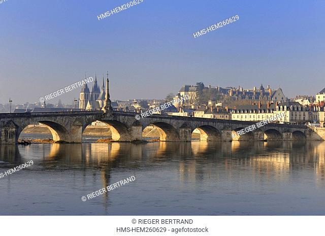 France, Loir et Cher, Blois