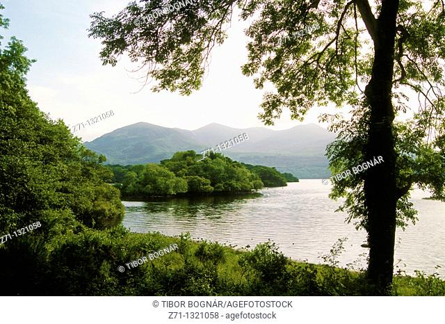 Ireland, Killarney National Park, Lower Lake