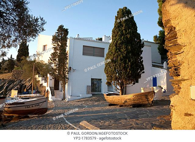 Portlligat Museum-House - Salvador Dalí's home from 1930 to 1982 - Portlligat, Catalonia, Spain